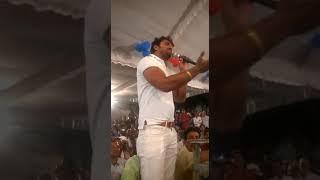बलिया में कमलबास कुँवर के प्रोग्राम में पहुचें khesari lal yadav और क्या ख़ूब मनोरंजन किया पब्लिक का