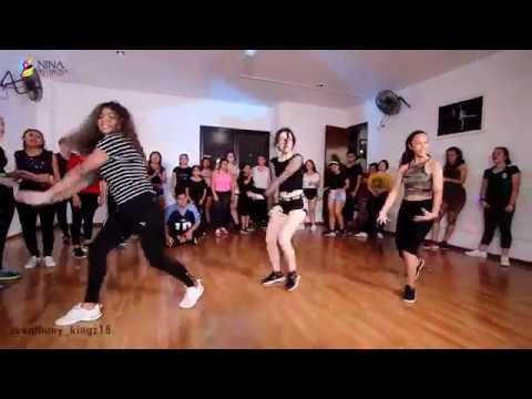 Guaynaa – Rebota / Anthony Choreography