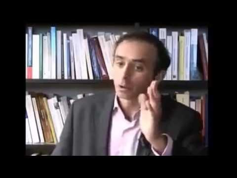 Eric Zemmour critique l'islam et le judaïsme en France