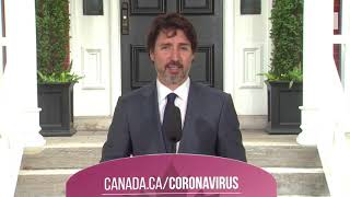 PM Trudeau responds to questions about two Michaels negotiations with China
