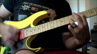 Andy James Guitar Academy Dream Rig Competition -- Matthew Adams