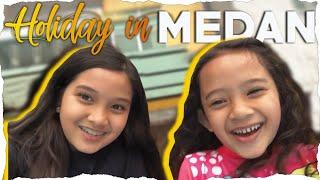 Vlog Liburan Medan Part 1