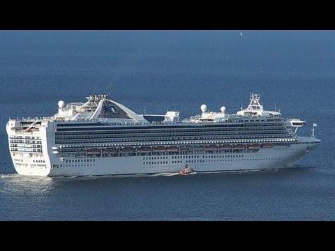 Grand Princess Transatlantic Voyage