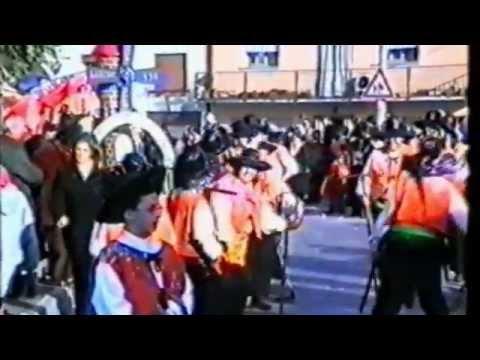 Carnevale 1998 - Gruppo del Torcio - Don Chisciotte e i suoi mulini