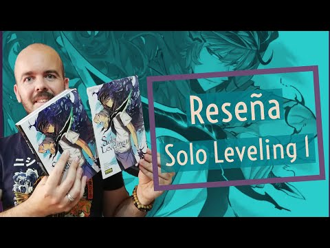 Reseña - Solo Leveling 01