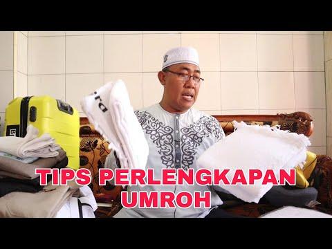 INFO PENTING !!! Tips Persiapan Berangkat Umroh.