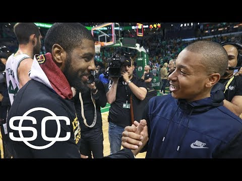 Cavaliers agree to trade Kyrie Irving to Celtics for Isaiah Thomas | SportsCenter | ESPN