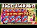 🤩 WOW HUGE JACKPOT 200 SPINS 🤩 I CANT STOP WINNING! MONEY BLAST DOES IT AGAIN!