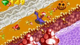 Game Boy Advance Longplay [196] Spyro: Season of Ice