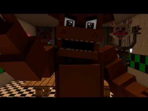 Minecraft: FIVE NIGHTS AT FREDDIES! - Build Battle Minigame