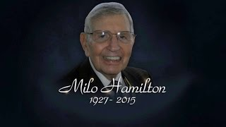 STL@MIL: Brewers TV pays tribute to Milo Hamilton