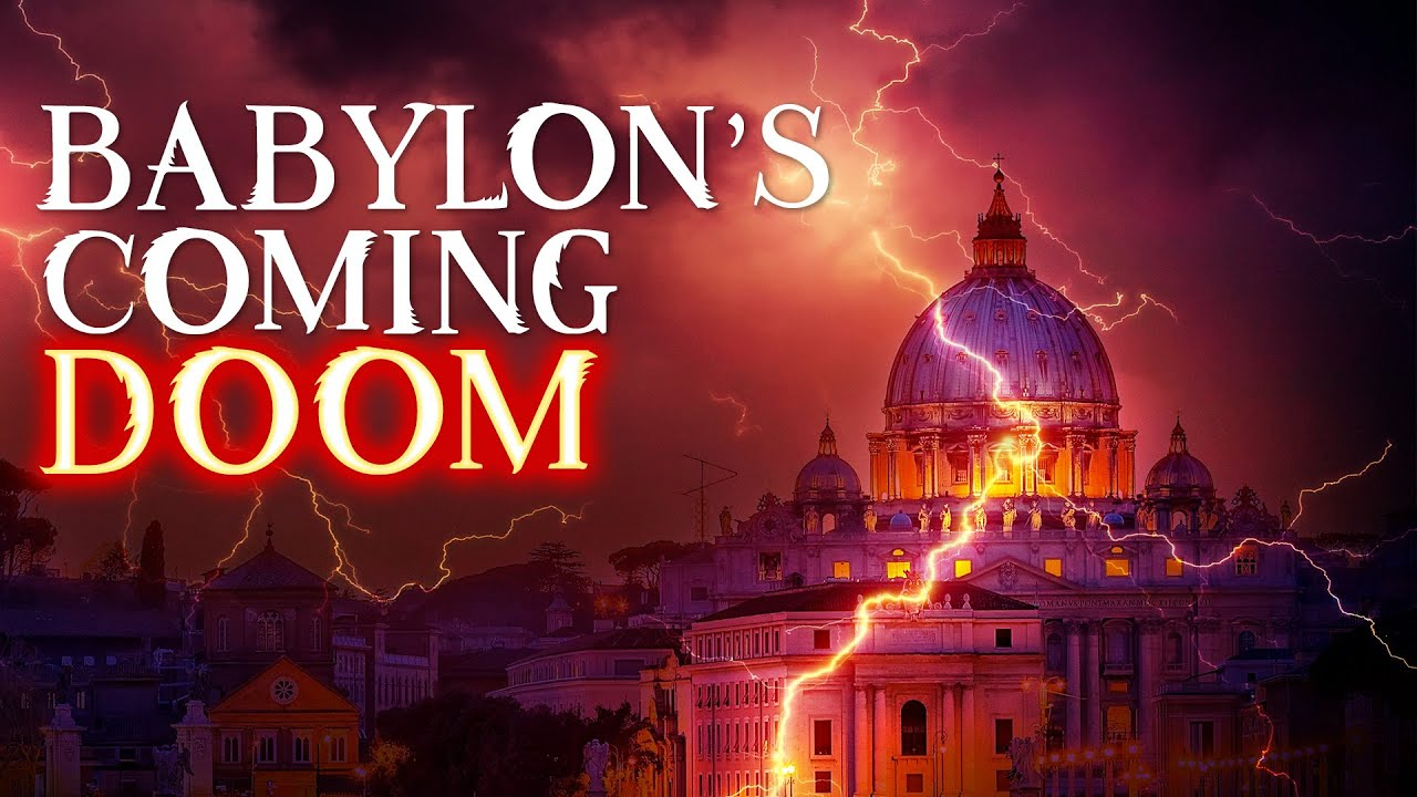Babylon's Coming Doom (LIVE STREAM)