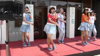 ミント神戸2Fデッキ特設ステージ インストアライブ1部 2015.06.21 1部の...
