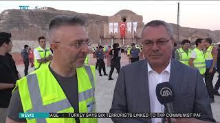 Turkey moves historical hamam