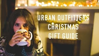 Urban Outfitters Christmas Gift Guide | Sunbeamsjess