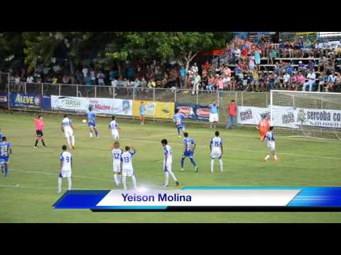 Jicaral Sercoba vs Cartagena GTE Jornada 11 Liga Movistar