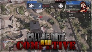 Call Of Duty WW2 - First Competitive Gameplay!