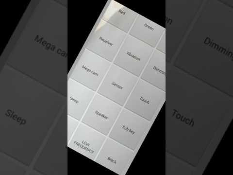 Сервисные коды для самсунг (как запустить тесты устройств на смартфоне)