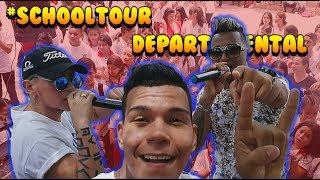 #SchoolTour DEPARTAMENTAL JaviizVilla ft. Camilo Medina, Jeidan, Koddy sensacion, Danitorres