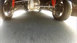 Cornergrip.com Watts Link testing on a Saleen S331