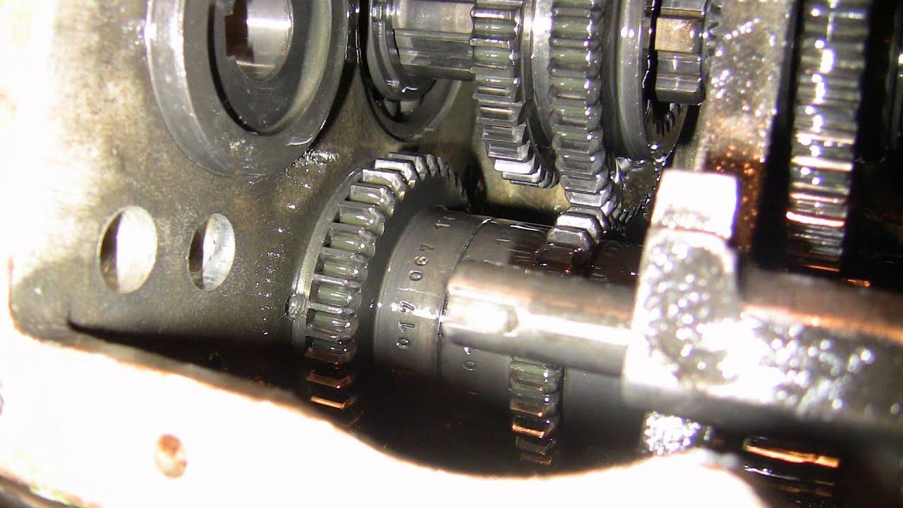 Reparatur einer weiler condor vs2 drehmaschine drehbank for Deckel drehmaschine