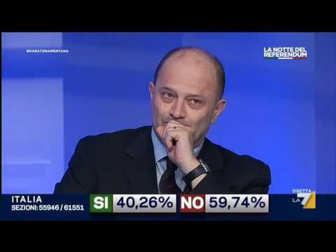 Referendum, dimissioni e Italicum, Mentana: Grillo ha fatto tringo, non bingo