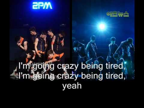 2PM - Tired of Waiting, english subs