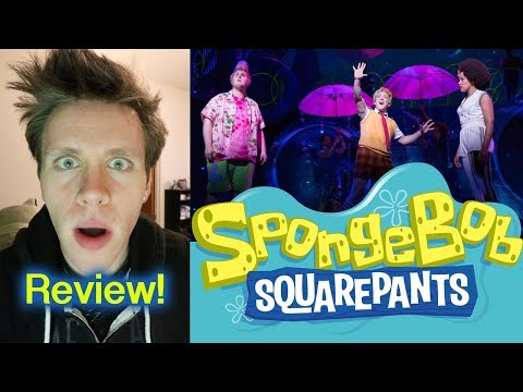 SPONGEBOB THE MUSICAL Full Review