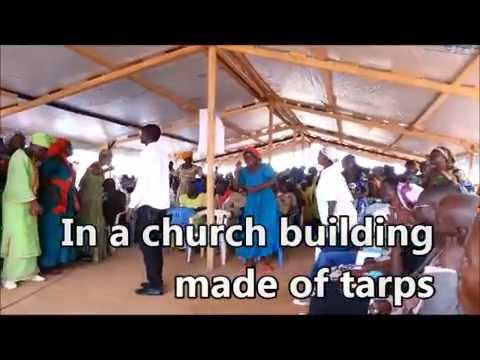 Bangui Airport Chapel May 2014