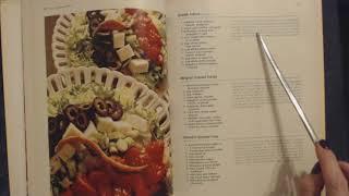 ASMR | Reading Salad Recipes (Soft Spoken)