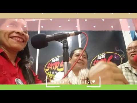 ENTREVISTA EN RADIO SOMOS CHINANDEGA NICARAGUA