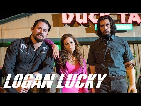 Logan Lucky trailers