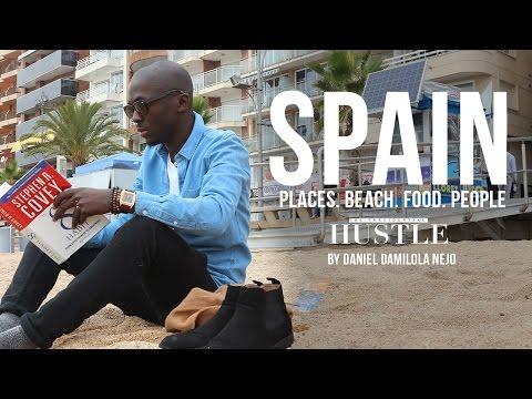 Trip To Barcelona Vlog and OnTheBeach.co.uk review by Daniel Damilola Nejo