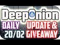 DeepOnion Update & This is Vaascinating!