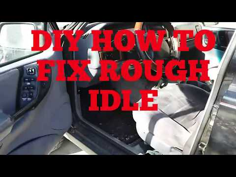 How to fix a rough idle on a Jeep grand cherokee, DIY Repair