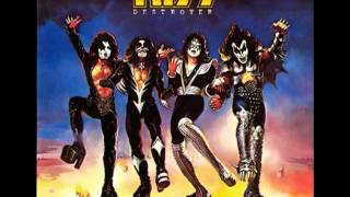 Kiss - Do You Love Me? - DESTROYER ALBUM 1976