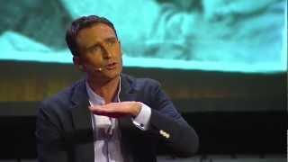 El poder de una conversación: Álvaro González-Alorda at TEDxPuraVida 2013