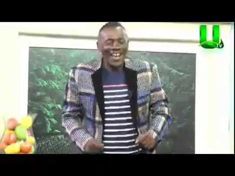 Akrobeto dances on live television