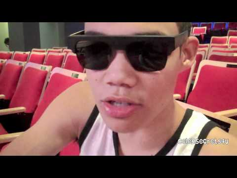 EXCLUSIVE Roshon Fegan Interview at The GRAMMY Museum