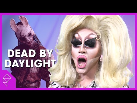 Trixie Mattel gets the ax in Dead by Daylight
