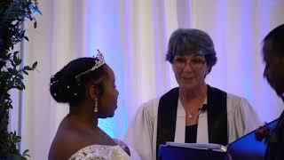 Alicia & Kervens Wedding video 8.4.18