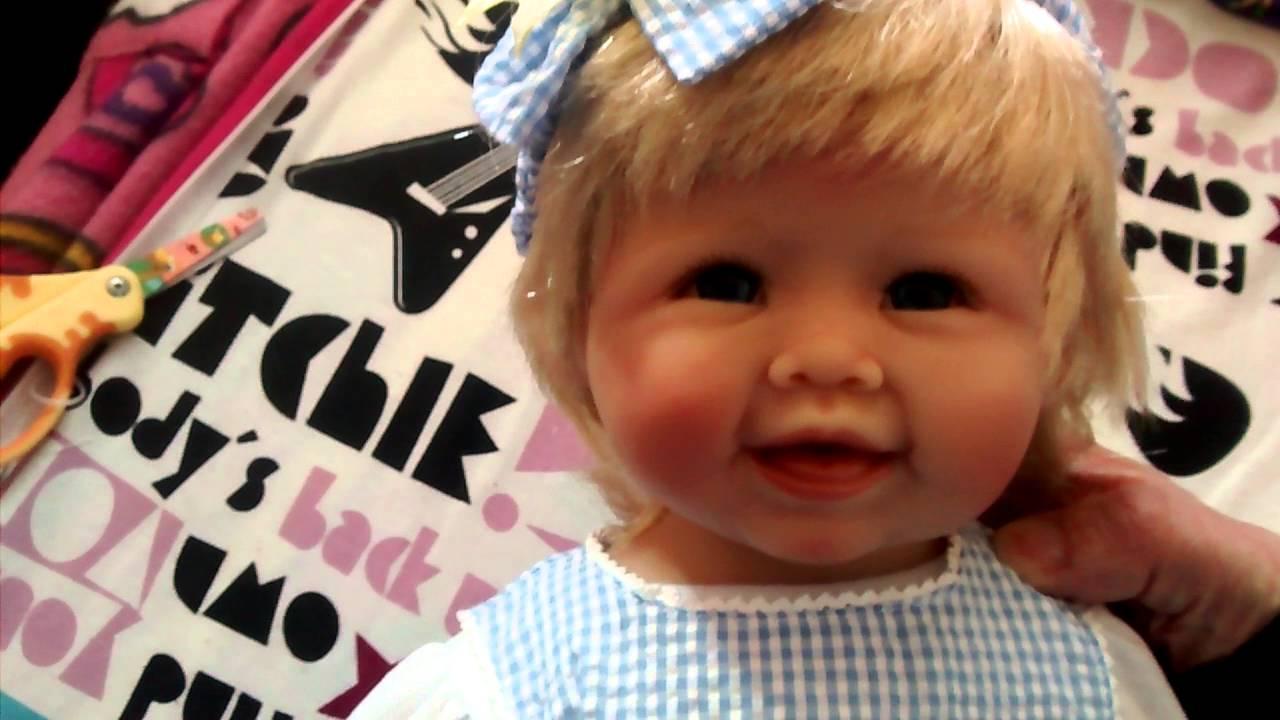 New Baby Doll Madison Ashton Drake(Boo Boo)
