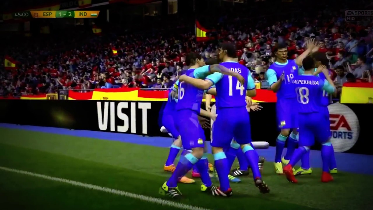 India vs Spain | Football Betting India