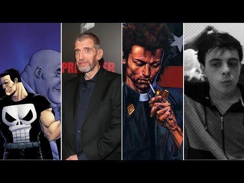 Morre Steve Dillon, desenhista de Preacher, Justiceiro e Hellblazer