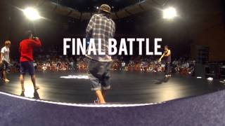 Red Bull Kick It Day 6 & 7 (Main Event)