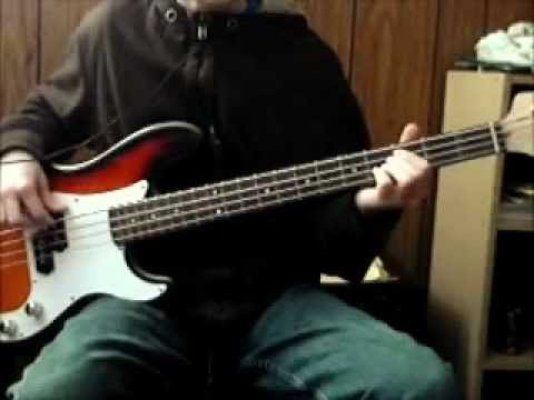 Jesus Culture - Fill Me Up (Bass Cover)
