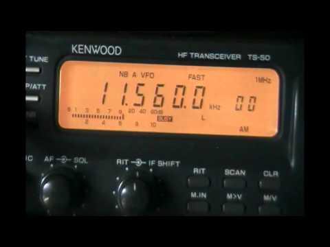 Radio Free Chosun (Tashkent, Uzbekistan) - 11560 kHz