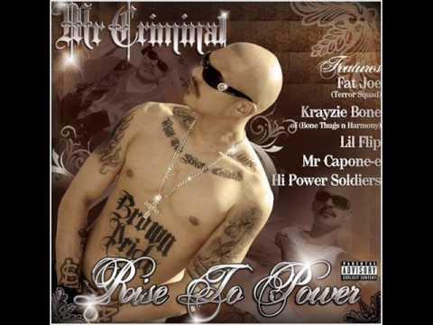 Watch Me Rise - Mr Criminal