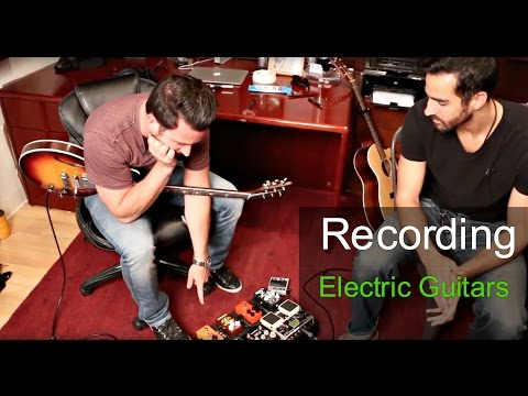 Recording Electric Guitars with Phil Allen - Warren Huart: Produce Like A Pro