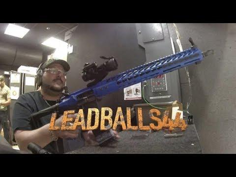 Moss Pawn visits Nexus Gun Range in Davie, FL with Leadballs44
